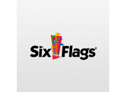 Six Flags - Segunda a Quinta-Feira